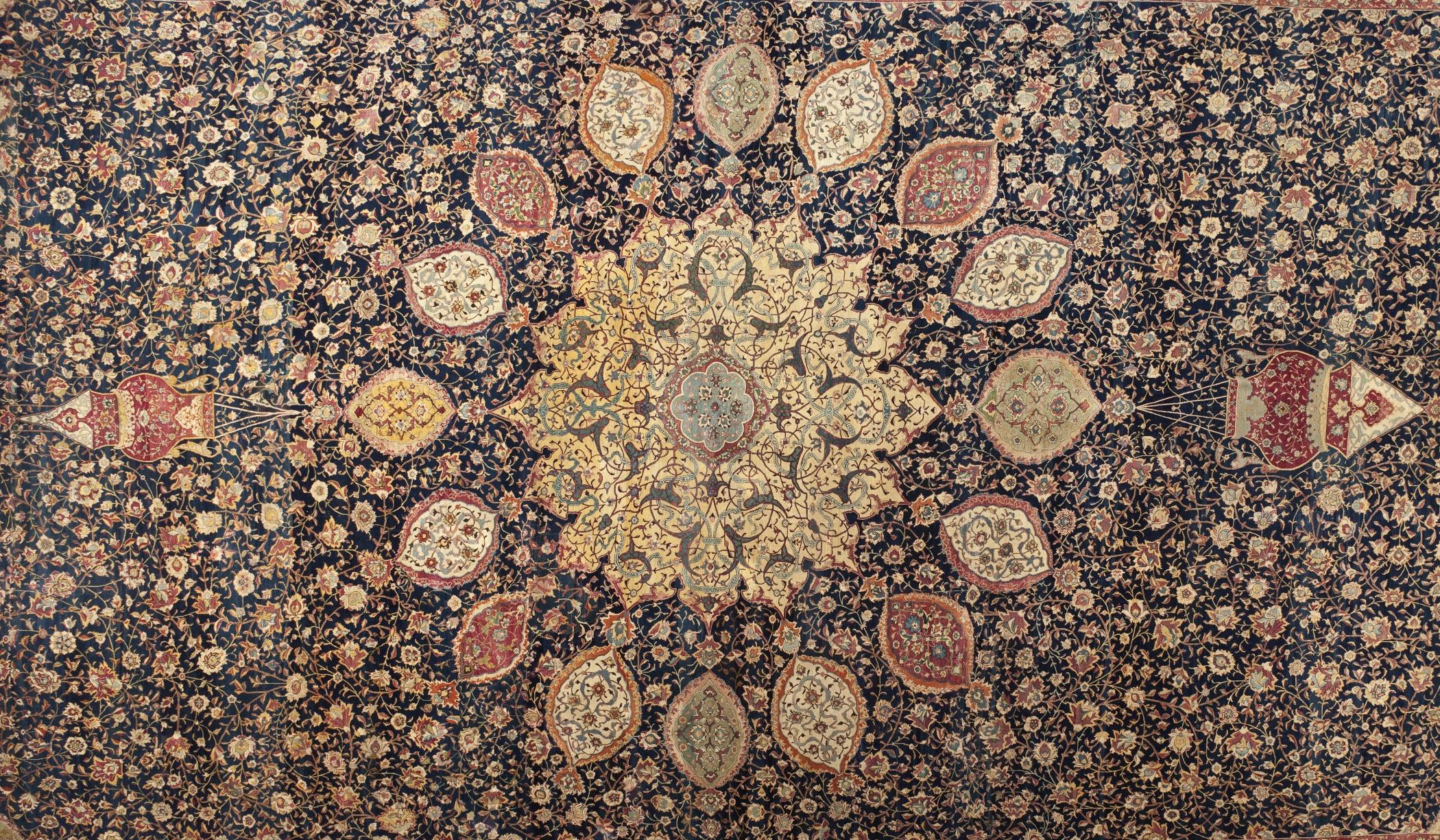 ardabil carpet ahdoot