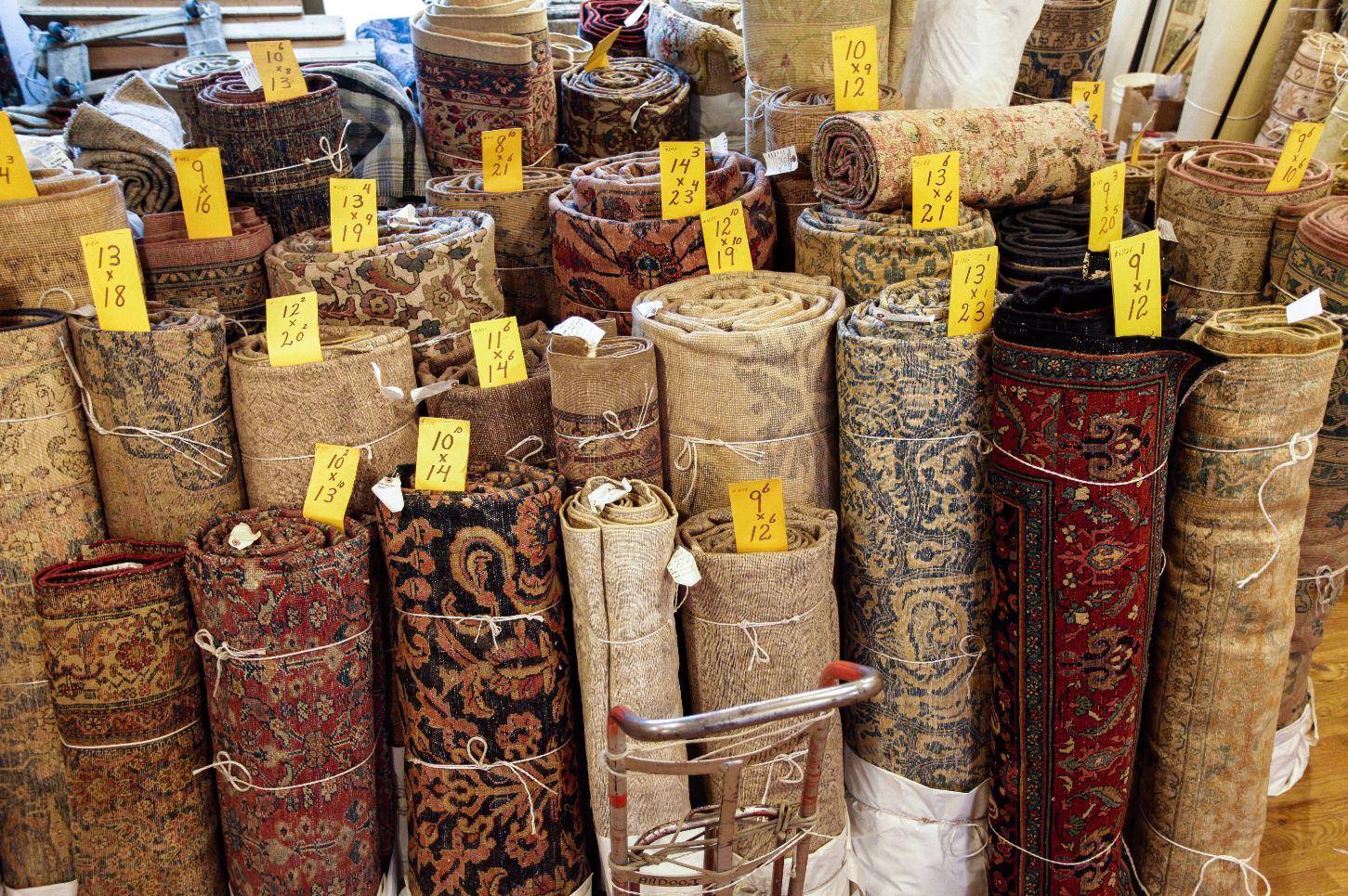 Oriental Rug Ahdoot