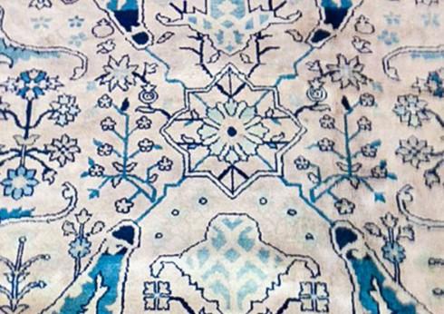 amristar oversized rug