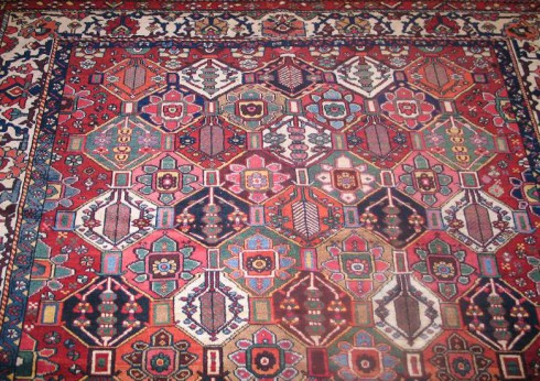 Bakityar Room Sized Rug