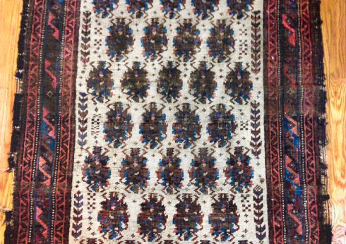 Balouch Throw Rug