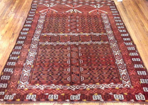 Beshir Throw Rug