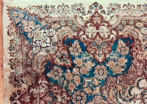 Kerman Room Sized Rug