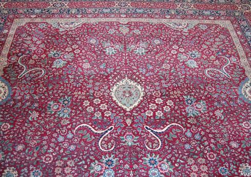Tabriz Oversized Rug
