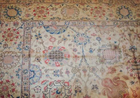 Tabriz Room size Rug