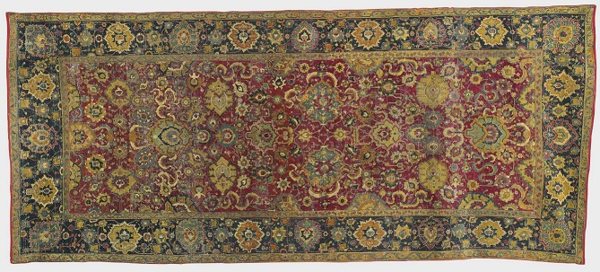 Doris_Duke_Isfahan_Carpet