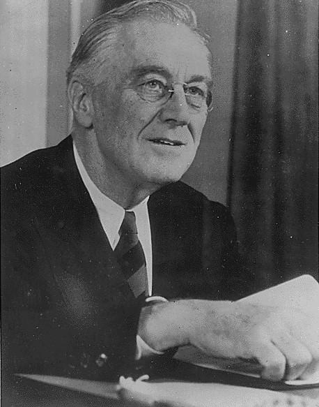 Franklin D Roosevelt