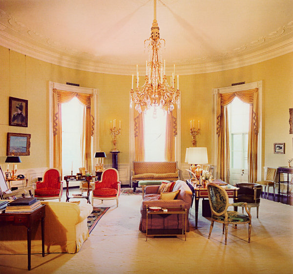 Yellow Room WhiteHouse