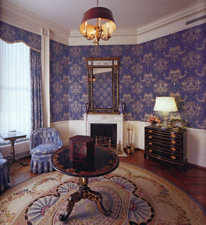 Purple Queens Room