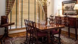 dining room oriental rug