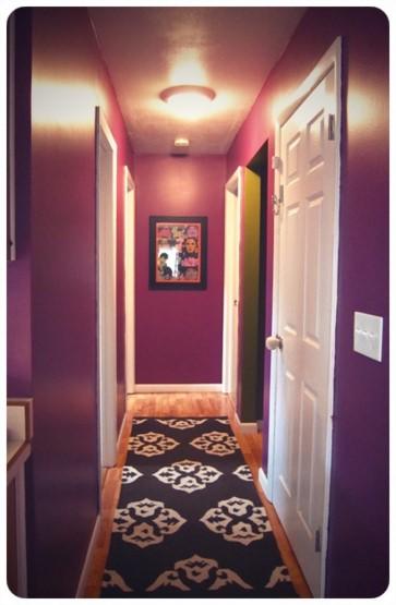 CityRugs Hallway