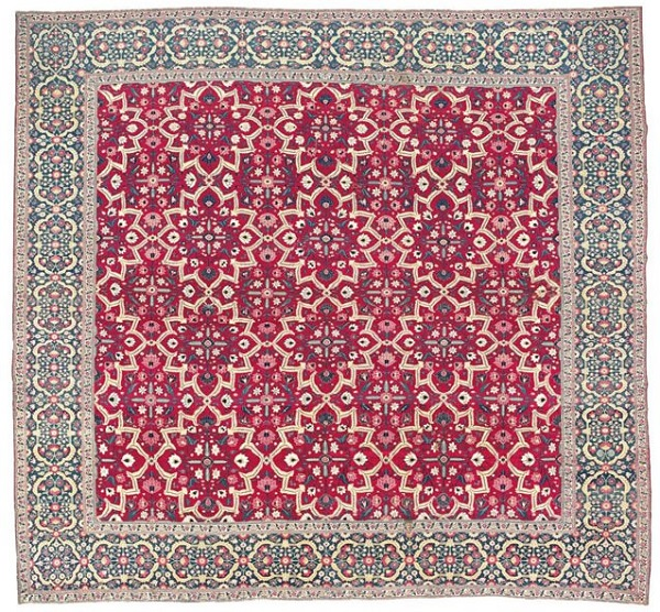 3 Of The Most Impressive Indian Persian And Turkish Rugs