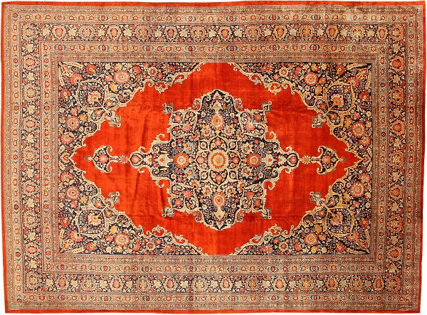 Celebrate The History Of Halloween And Oriental Rugs