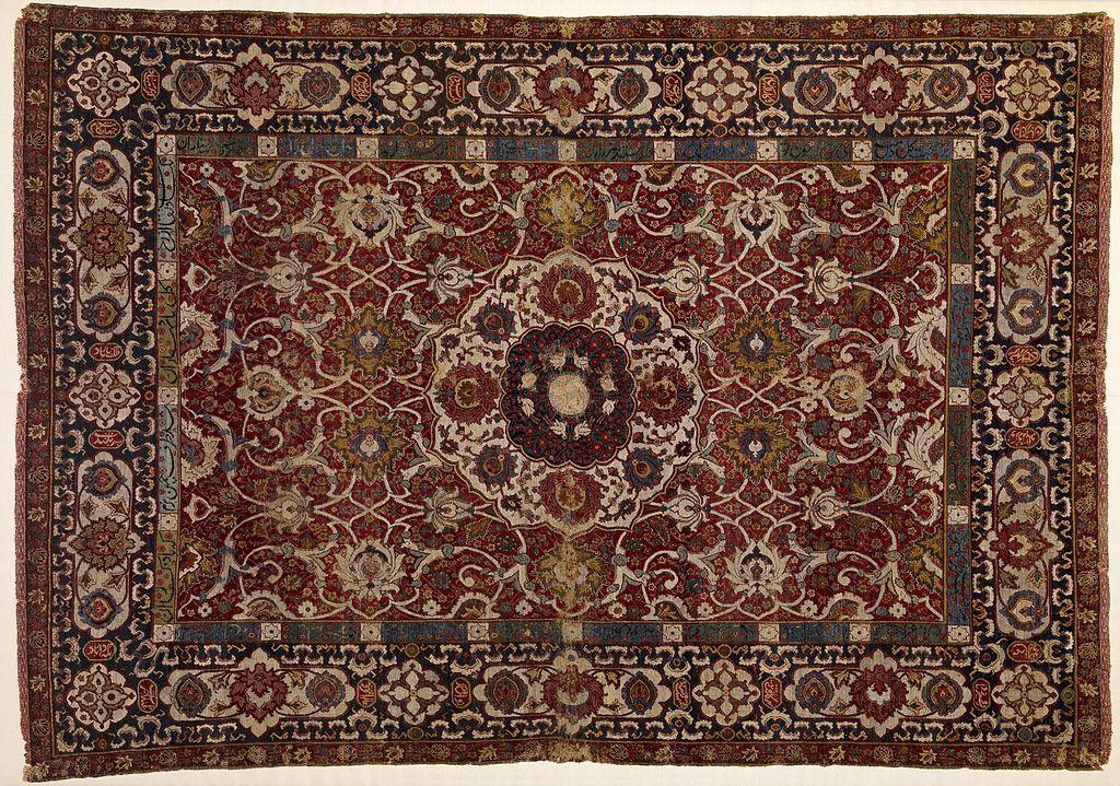 oriental persian turkish rug