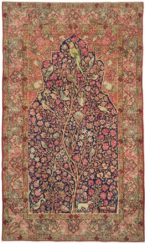Ahdoot Rugs Tree of Life