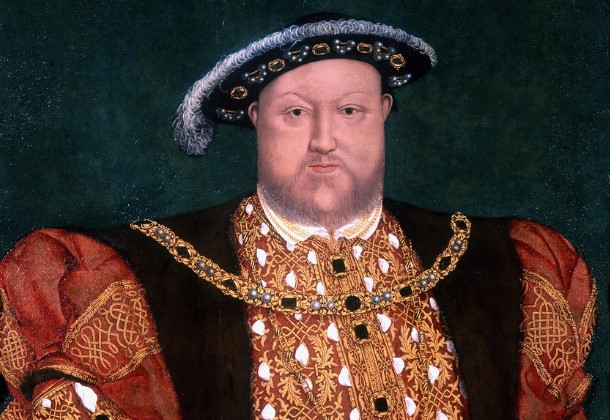 King Henry VIII Caesar Tapestry